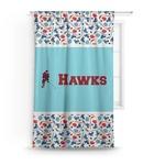 Hockey 2 Curtain (Personalized)