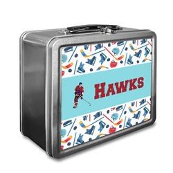 Hockey 2 Lunch Box (Personalized)