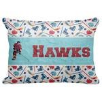 "Hockey 2 Decorative Baby Pillowcase - 16""x12"" (Personalized)"