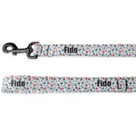 Hockey 2 Deluxe Dog Leash (Personalized)