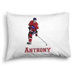 Hockey 2 Pillow Case - Standard - Graphic (Personalized)