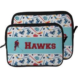 Hockey 2 Laptop Sleeve / Case (Personalized)