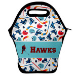 Hockey 2 Lunch Bag w/ Name or Text