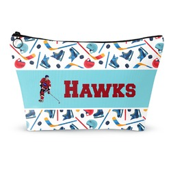 Hockey 2 Makeup Bags (Personalized)