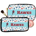 Hockey 2 Makeup / Cosmetic Bag (Personalized)