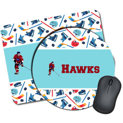 Hockey 2 Mouse Pads (Personalized)