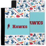 Hockey 2 Notebook Padfolio w/ Name or Text