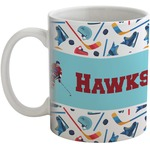 Hockey 2 Coffee Mug (Personalized)