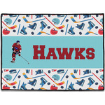 Hockey 2 Door Mat (Personalized)