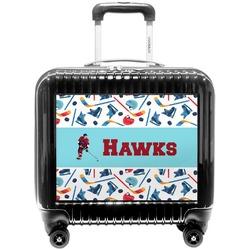 Hockey 2 Pilot / Flight Suitcase (Personalized)