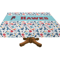 Hockey 2 Tablecloth (Personalized)