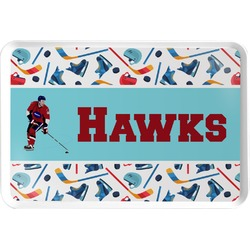 Hockey 2 Serving Tray (Personalized)