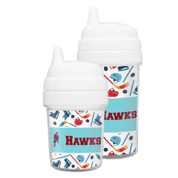 Hockey 2 Sippy Cup (Personalized)