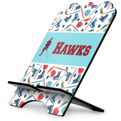 Hockey 2 Stylized Tablet Stand (Personalized)