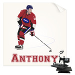 Hockey 2 Sublimation Transfer (Personalized)
