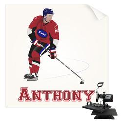 Hockey 2 Sublimation Transfer (Personalized)