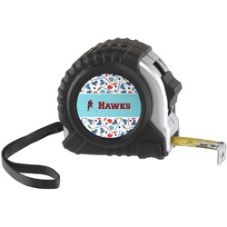 Hockey 2 Tape Measure (25 ft) (Personalized)