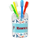 Hockey 2 Toothbrush Holder (Personalized)