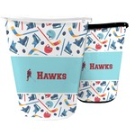 Hockey 2 Waste Basket (Personalized)