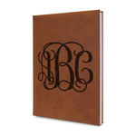 Interlocking Monogram Leatherette Journal (Personalized)