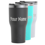 Block Name RTIC Tumbler - 30 oz (Personalized)