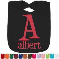 Name & Initial Bib - Select Color (Personalized)