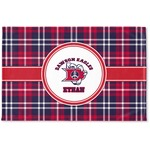 Dawson Eagles Plaid Woven Mat (Personalized)