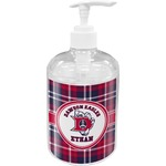 Dawson Eagles Plaid Soap / Lotion Dispenser (Personalized)