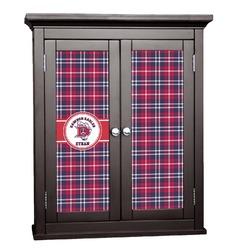 Dawson Eagles Plaid Cabinet Decal - Custom Size (Personalized)