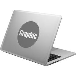 Dawson Eagles Plaid Laptop Decal (Personalized)