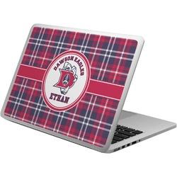 Dawson Eagles Plaid Laptop Skin - Custom Sized (Personalized)