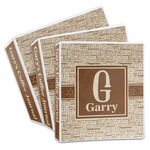 Coffee Lover 3-Ring Binder (Personalized)