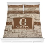 Coffee Lover Comforters (Personalized)