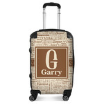 Coffee Lover Suitcase (Personalized)