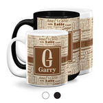Coffee Lover Coffee Mugs (Personalized)