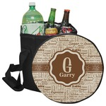 Coffee Lover Collapsible Cooler & Seat (Personalized)