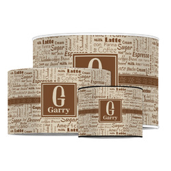 Coffee Lover Drum Lamp Shade (Personalized)