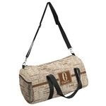 Coffee Lover Duffel Bag (Personalized)