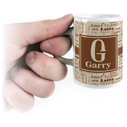 Coffee Lover Espresso Cups (Personalized)