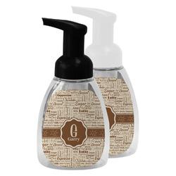 Coffee Lover Foam Soap Bottle (Personalized)