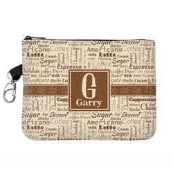 Coffee Lover Golf Accessories Bag (Personalized)