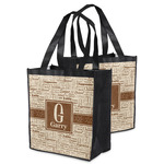 Coffee Lover Grocery Bag (Personalized)