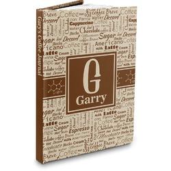 Coffee Lover Hardbound Journal (Personalized)