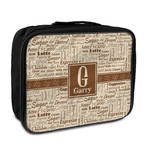 Coffee Lover Insulated Lunch Bag (Personalized)