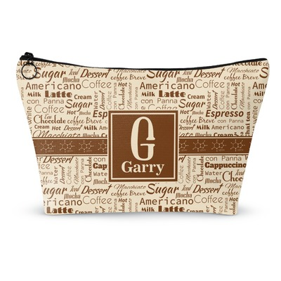 Coffee Lover Makeup Bags (Personalized)