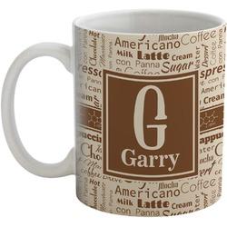 Coffee Lover Coffee Mug (Personalized)
