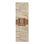 Coffee Lover Runner Rug - 3.66'x8' (Personalized)