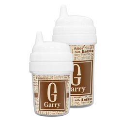 Coffee Lover Sippy Cup (Personalized)