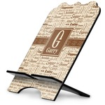 Coffee Lover Stylized Tablet Stand (Personalized)