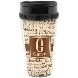 Coffee Lover Travel Mug (Personalized)